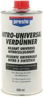 PRESTO Nitro Universalverdünner 0.5 Liter - toolster.ch