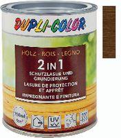 DUPLI-COLOR Holzschutzlasur 2in1 750 ml, Nussbaum - toolster.ch
