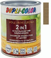DUPLI-COLOR Holzschutzlasur 2in1 750 ml, Esche - toolster.ch