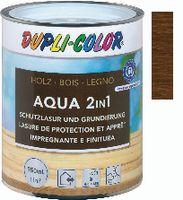 DUPLI-COLOR Aqua Holzschutzlasur 750 ml, Nussbaum - toolster.ch