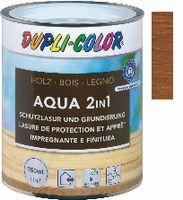 DUPLI-COLOR Aqua Holzschutzlasur 750 ml, Teak - toolster.ch