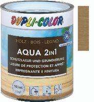 DUPLI-COLOR Aqua Holzschutzlasur 750 ml, Eiche matt - toolster.ch
