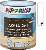 DUPLI-COLOR Aqua Holzschutzlasur 750 ml, Farblos - toolster.ch