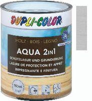 DUPLI-COLOR Aqua Holzschutzlasur 750 ml, Weiss - toolster.ch