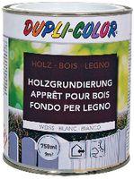 DUPLI-COLOR Holzgrundierung 750 ml, Weiss - toolster.ch
