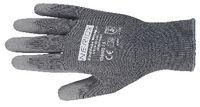 NERIOX Polyester-Strickhandschuhe Worker, grau 10 / Pack à 12 Paar - toolster.ch