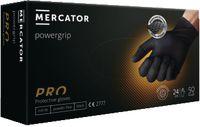 MERCATOR MEDICAL Einweg-Nitril-Handschuhe ideall ® GRIP+ M / Dispenserbox à 50 Stück - toolster.ch