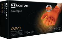 MERCATOR MEDICAL Einweg-Nitril-Handschuhe ideall ® GRIP+ L / Dispenserbox à 50 Stück - toolster.ch