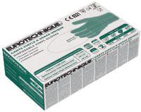 EUROTECHNIQUE Einweg-Vinyl-Handschuhe M05720 9 / Dispenserbox à 100 Stk - toolster.ch