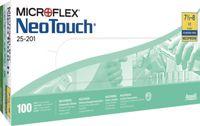 ANSELL Einweg-Neoprene-Handschuhe NeoTouch, Dispenserbox zu 100 Stück S (6½-7) - toolster.ch