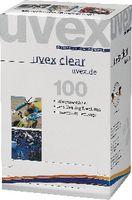 UVEX Feuchtreinigungstücher 9963 / Kartonbox à 100 Stk. - toolster.ch