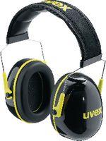 UVEX Gehörschützer  K2 schwarz / gelb, 32 dB - toolster.ch