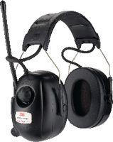 3M Gehörschutzradio PELTOR Radio DAB+ FM Kopfbügel, 31 dB - toolster.ch