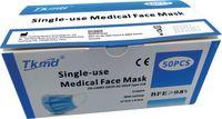 Hygienemaske Typ II R, 3-lagig Schachtel à 50 Stk. - toolster.ch