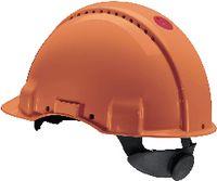 PELTOR Schutzhelm 3M G3000 orange - toolster.ch