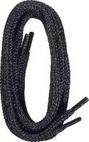 BAMA Schuhbändel Cord, rund, 100% Polyester schwarz / 120 cm - toolster.ch