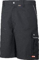PLANAM Shorts  Canvas 320 schwarz/schwarz 2174 L - toolster.ch