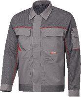 PLANAM Bundjacke  Highline zink/schiefer/rot 2311 42 - toolster.ch
