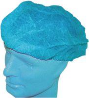 Baretthauben Med-Comfort blau M / Dispenserbox à 100 Stk. - toolster.ch