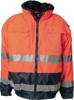 PLANAM Warnschutzjacke Comfort orange L - toolster.ch