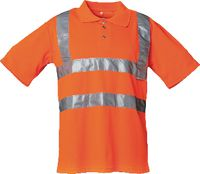 PLANAM Warnschutz Polo-Shirt Planam orange L - toolster.ch