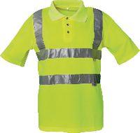 PLANAM Warnschutz Polo-Shirt gelb S - toolster.ch