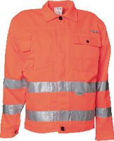 PLANAM Warnschutzbundjacke orange 46 - toolster.ch