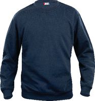 CLIQUE Sweat-Shirt  Basic Roundneck 021030 / dunkel marine M - toolster.ch