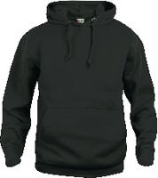 CLIQUE Basic Hoody  021031 schwarz L - toolster.ch