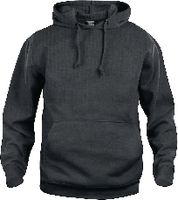 CLIQUE Basic Hoody  021031 anthrazit meliert L - toolster.ch