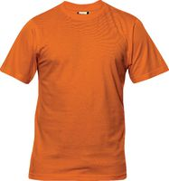 CLIQUE T-Shirt  PREMIUM-T 029340 blutorange L - toolster.ch