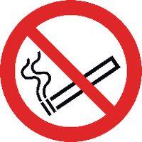 Verbotsschilder 802/ Ø100 mm Rauchen verboten - toolster.ch