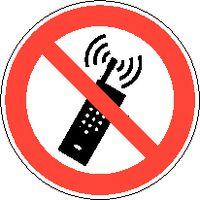 Verbotsschilder 918/Ø200 mm Mobilfunk verboten - toolster.ch