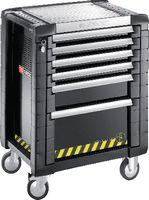 FACOM Werkzeugwagen ohne Werkzeuge JET.6GM3S grau - toolster.ch