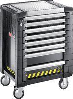 FACOM Werkzeugwagen ohne Werkzeuge JET.8GM3S grau - toolster.ch
