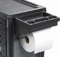 FACOM Tablett  mit Papierrollenhalter und Abfallbehälter JET.A5GXL - toolster.ch