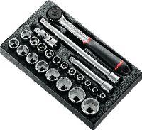 """FACOM Modul 6-kant Steckschlüsselsatz MOD.S161-36 / 1/2"""" - toolster.ch"""