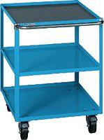 LISTA Werkstattwagen blau RAL 5012 - toolster.ch