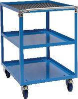 FUTURO Werkstattwagen blau RAL 5015 - toolster.ch