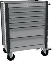 NERIOX Werkstattwagen 148 Werkzeuge in 12 Einlagen 6 Schubladen - toolster.ch
