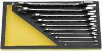 STAHLWILLE TCS Doppelmaulschlüsselsatz TCS 10/10 / 6-27 mm - toolster.ch