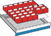 LISTA Einteilungsmaterialsatz 50 / 27x27E / 80.659.000 - toolster.ch