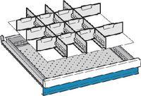 LISTA Einteilungsmaterialsatz 50 / 27x27E / 80.667.000 - toolster.ch