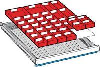 LISTA Einteilungsmaterialsatz 50 / 27x36E / 100.288.000 - toolster.ch