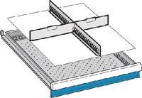 LISTA Einteilungsmaterialsatz 75 / 27x36E / 100.270.000 - toolster.ch