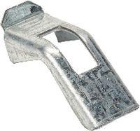FANAIR Aufhängesicherung verzinkt passend zu Weitspannregalen zum verbinden der Fachböden - toolster.ch