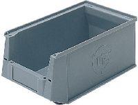 UTZ Lagersichtbehälter -SILAFIX 5/ silbergrau - toolster.ch