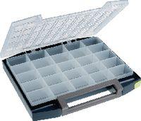 RAACO Sortimentskoffer Boxxser 55 5x10-25 - toolster.ch