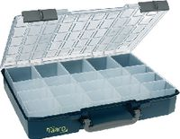 RAACO Sortimentskoffer CarryLite 80 5x10-20 - toolster.ch