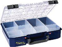 RAACO Sortimentskoffer CarryLite 80 4x8-9 - toolster.ch